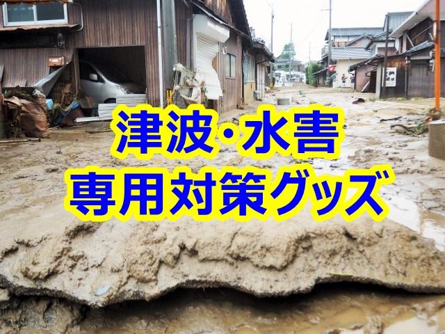 3f8308e7a94e 津波対策に特化した防災グッズおすすめ5つ【水害対策も含む】 | 備える ...